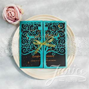 mysterious tree of life laser cut wholesale wedding With wedding invitations with tree of life