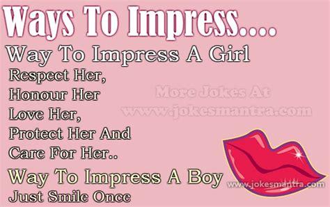 impress  girl  hindi jokes sms  picture