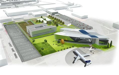 siege social toulouse tom enders lance la construction du futur siège d airbus