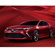 Wallpaper Toyota Camry Concept Cars 4K Automotive