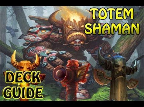[hearthstone] Tgt High Legend Totem Shaman, Guide