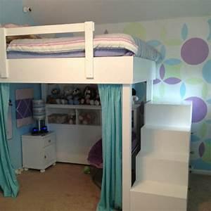 Kinderzimmer Mit Hochbett Komplett : hochbett mit treppe tolle vorschl ge ~ Orissabook.com Haus und Dekorationen