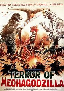 Terror of Mechagodzilla (1975)   Gojira   Pinterest