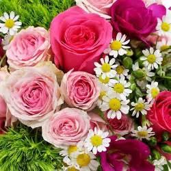 message mariage livraison de fleurs avec le fleuriste bebloom