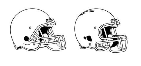 football helmet design template free football helmet template free clip free clip on clipart library