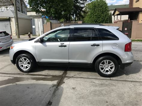 2013 Ford Edge Se by Used 2013 Ford Edge Se Suv 13 690 00