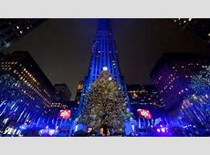 Rockefeller Center Christmas tree to come from