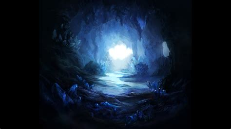 creepy cave  gemstone caves youtube
