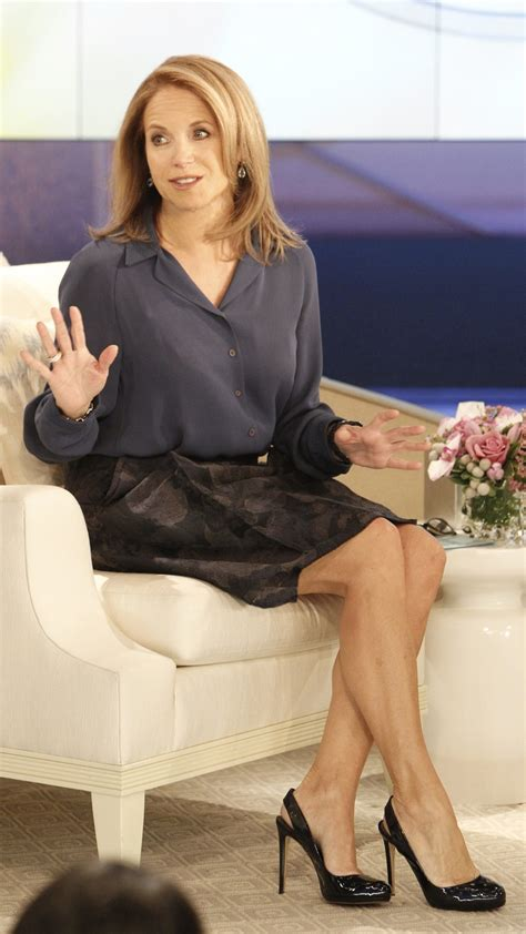 katie couric news men news women and talk show hosts