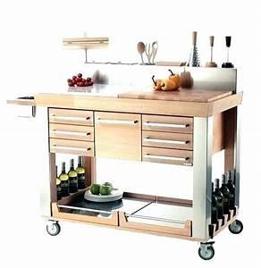 Alinea Table A Langer : desserte cuisine alinea ~ Teatrodelosmanantiales.com Idées de Décoration