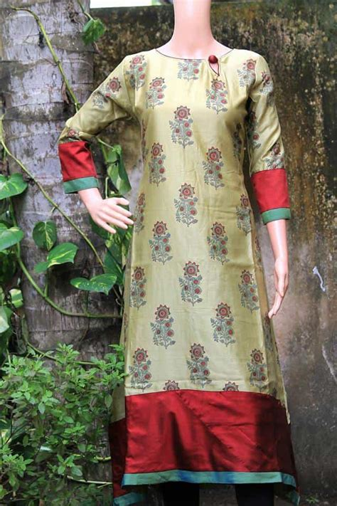stylish  trendy kurti neck designs simple craft ideas