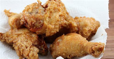 chicken batter mix fried