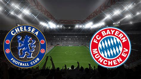 FC Chelsea vs FC Bayern München   International Champions ...