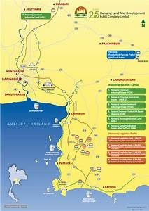 The World Class Industrial Estate In Thailand, The ...
