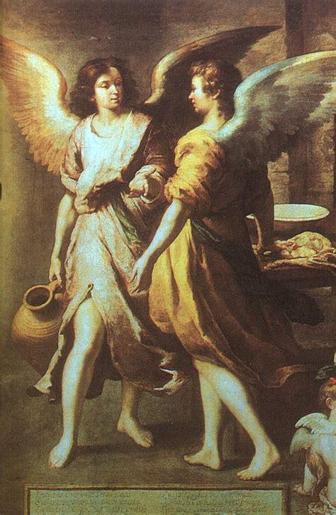 association cuisine les saints anges iconographie peintures 2
