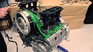 Porsche 2 4l Engine Rebuild - Time Lapse