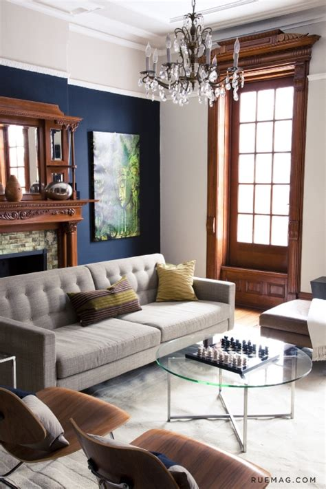 Paint Colours That Play Well with Wood Trim —Refreshed Designs