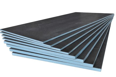 tile backer board 10mm insulation board for use with