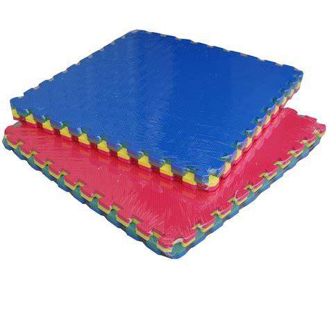 Foam Floor Mats by Playmats Foam Tiles Showing 4 Pack