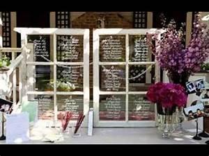 Creative DIY rustic wedding decor ideas YouTube