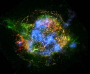 Stars Boil Before They Blow Up, Says NuSTAR