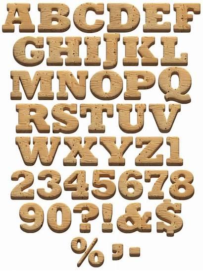 Font Wooden Alphabet Handmadefont Nordic Vibes Fonts