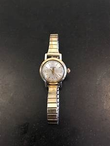 Details About Wittnauer 10k Gfd Ladies Watch Vintage As Is Speidel Band