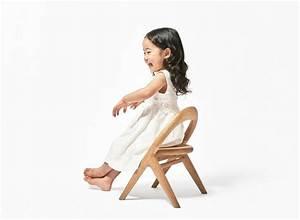 mikiya kobayashi designs kimi no isu chair for young infants