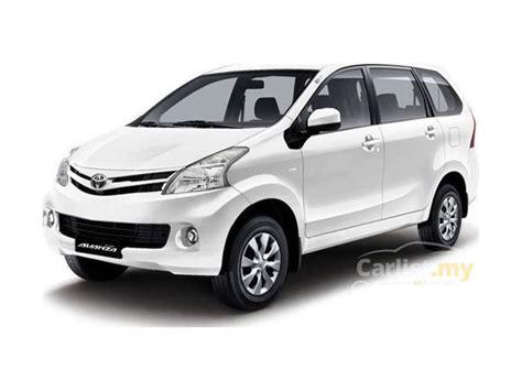 Modified Toyota Avanza 2015 by Toyota Avanza 2015 E 1 5 In Kuala Lumpur Automatic Mpv