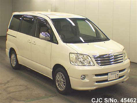 2003 toyota noah pearl for sale stock no 45462