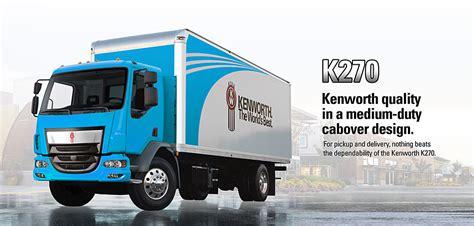 kenworth medium duty trucks for sale edmonton kenworth k270 medium duty truck