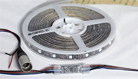 Dmx Rgb Led Strip Direct Dmxa Pixel Control