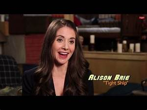 Alison Brie describes Tight Ship – Community Season 5 DVD ...