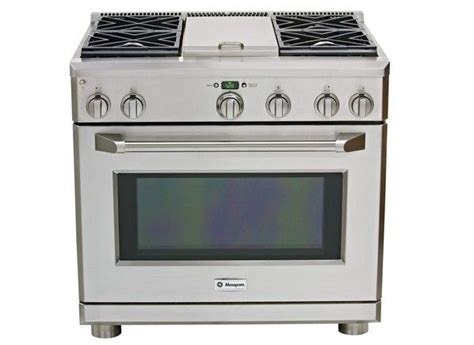 ranges   range cooker convection oven cooking monogram appliances