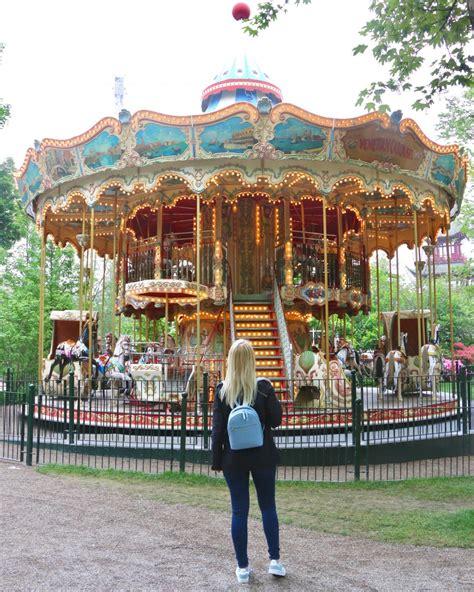 Visiting Tivoli Gardens in Copenhagen   Rebecca Coco