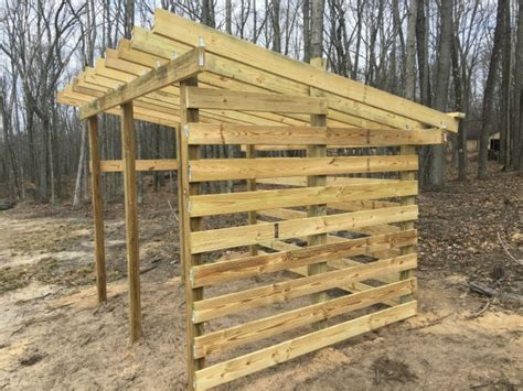 firewood storage shed plans firewood shed plans free plans to build your own