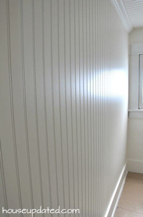Wall Paneling Beadboard by Diy How To Install Beadboard On Walls And Ceilings