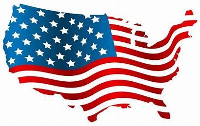 Clipart Flag American Italian Transparent United States