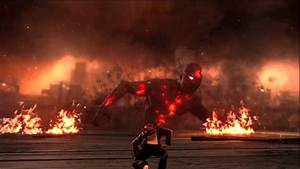 InFamous 2 Opening Fighting The Beast - YouTube