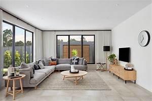 Open Plan Living Photo   Boutique Homes Melbourne Vic
