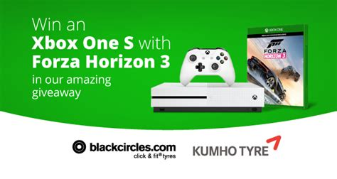 Win An Xbox One S With Forza Horizon 3