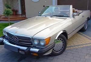 Mercedes 560 Sl : mercedes 560 sl r107 auta klasyki ~ Melissatoandfro.com Idées de Décoration
