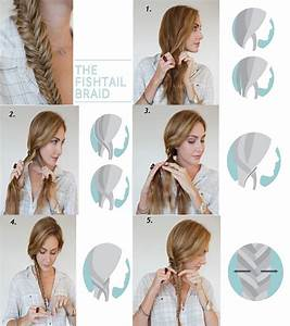 How To Do A Fishtail Braid Step By Step - Style Arena