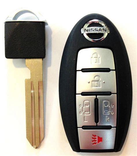 Nissan Quest Keyless Remote Smart Key Fob Power Doors