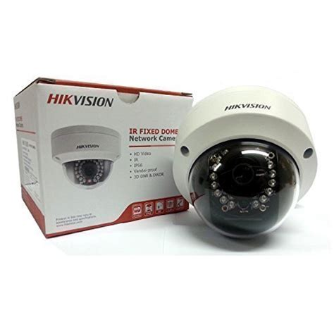 hikvision ds 2cd2142fwd i 4mp wdr fixed hd network ip dome us version 2 8mm