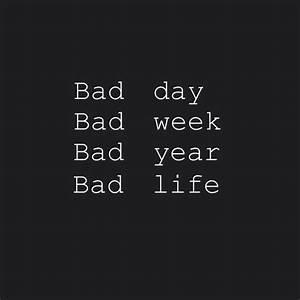 bad year on Tumblr