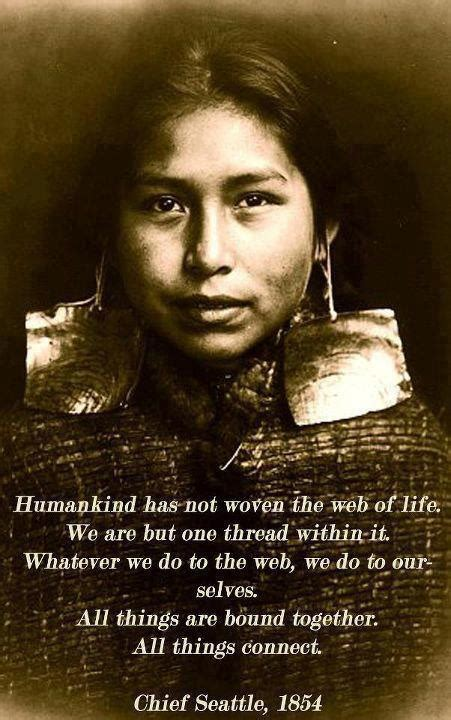 Native American Indian Healing Quotes