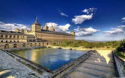 Spain Wallpapers Madrid Scenery El