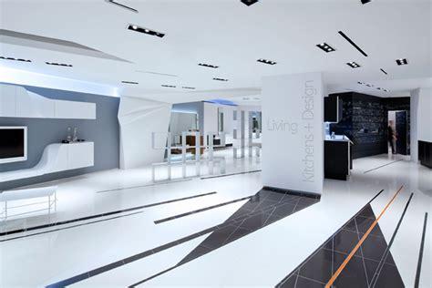 snaidero usa showroom living design by giorgio borruso