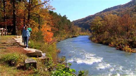 Fall In Arkansas Offers Stunning Arkansas Fall Foliage